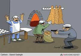 افزایش قیمت نان
